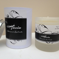 100% rapeseed Candle - Tea Tree and Lavender
