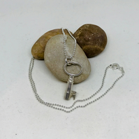 Key Pendant - 40cm ball chain