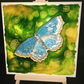 Art tile with stunning Butterfly design