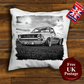 VW Caddy Pick Up Cushion Cover, 10 to 14 inch