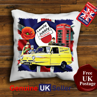 Robin Reliant Cushion Cover, only fools and horses Choose Your Size