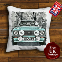 MK2 Ford Escort Cushion Cover, Choose Your Size