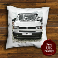 VW T4 Campervan Cushion Cover, Choose Your Size