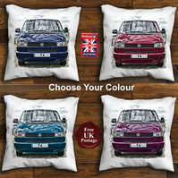 VW T4 Cushion Cover, Choose Your Size