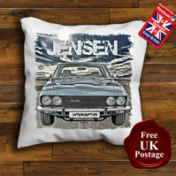 Jensen Interceptor Cushion Cover, Choose Your Size