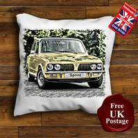 Triumph Dolomite Sprint Cushion Cover, Choose Your Size