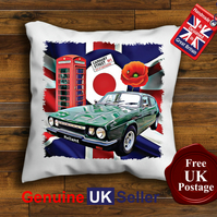 Reliant Scimitar Cushion Cover, Choose Your Size