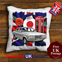 Vauxhall Victor FE Cushion Cover, Choose Your Size