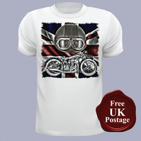 BSA Motorcycle T Shirt, Mens T Shirt, Choose Your Size