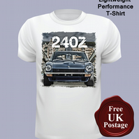 Nissan 240z T Shirt, Mens T Shirt, Choose Your Size