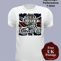 Royal Enfield T Shirt, Mens T Shirt, Choose Your Size