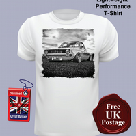 VW Caddy MK1 T Shirt, Mens T Shirt, Choose Your Size