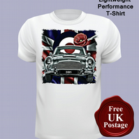 Aston Martin DB5 T Shirt, Mens T Shirt, Choose Your Size