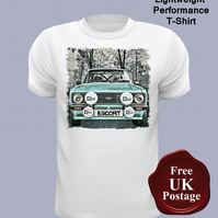 Ford Escort MK2 T Shirt, Mens T Shirt, Choose Your Size