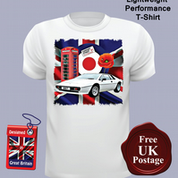 Lotus Esprit T Shirt, Mens T Shirt, Choose Your Size