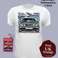 VW Golf MK2 GTI T Shirt, Mens T Shirt, Choose Your Size