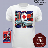 Austin Maestro T Shirt, Mens T Shirt, Choose Your Size