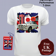 Rover P5 T Shirt, Mens T Shirt, Choose Your Size