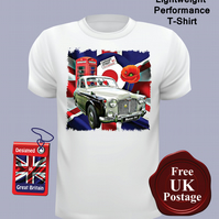 Rover P4 T Shirt, Mens T Shirt, Choose Your Size