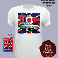 Ford Granada MK2 T Shirt, Mens T Shirt, Choose Your Size