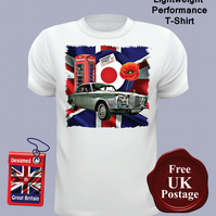 Rolls Royce Silver Shadow T Shirt, Mens T Shirt, Choose Your Size