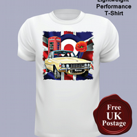 Rover P6 T Shirt, Mens T Shirt, Choose Your Size