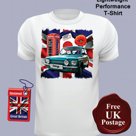 Hillman Imp T Shirt, Mens T Shirt, Choose Your Size