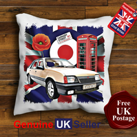 Mk2 Vauxhall Cavalier Cushion Cover, Choose Your Size