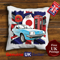 Mk1 Vauxhall Cavalier Cushion Cover, Choose Your Size