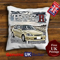 Honda Civic Cushion Cover, Choose Your Size