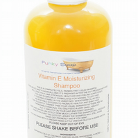 1 Bottle of 250ml Liquid Vitamin E Shampoo