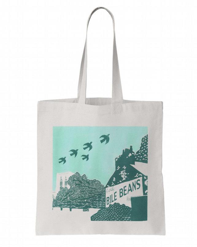 Bile Beans York Tote Bag