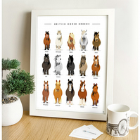 Horse Breeds - British Livestock Series