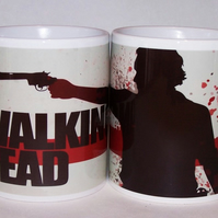 Walking Dead mug for all you fans out there..teenage birthday gift Mother's Day