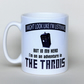 TARDIS mug Dr Who mug Father's Day mug gift for him Gift for her