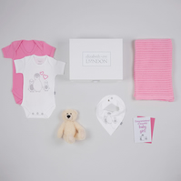 Penny Penguin Baby Gift Box