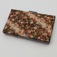 Black Japanese Minaudiere Clutch Bag