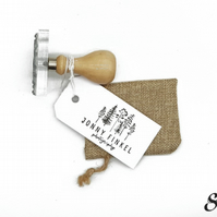 Custom Rubber Stamp - custom logo stamp