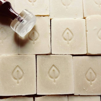 Custom Soap and clay stamp - custom stamp with your own design