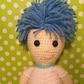 Billy Bob - Handmade - Amigurumi Doll - Crochet