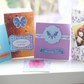 Spring colection, set of 5 cards