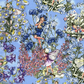 Michael Miller USA Periwinkle Fairies 100% Cotton Fabric Dressmaking Craft Metre