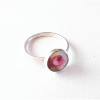 Rose Vintage Pinky Ring