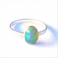 Dainty Opal Ring for You