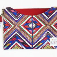 Made to measure iPad sleeve, Aztec, tribal, navajo, Samsung Galaxy note 10.1