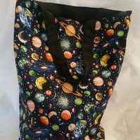 Out of This World Planet Tote Bag