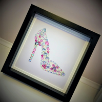 Fabulous Gemstone Stiletto......Perfect gift for any shoe lover!