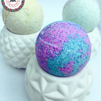 Bath Bombs: VioletLemonade