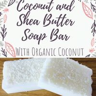 Coconut and Shea Butter