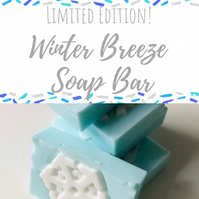 Winter Breeze Soap Bar